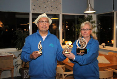 Winnaars doubletten kampioeschap AT 2017