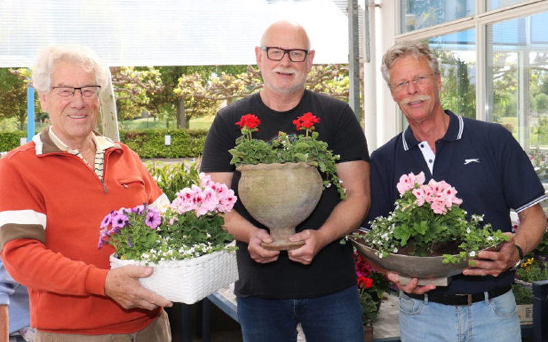 Winnaars Lekker Buiten Boulen 2019